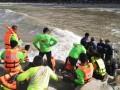 Волна смыла четырех детей в море во время празднования Дня ребенка