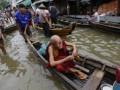 При наводнении в Таиланде пострадали более 70 тысяч человек