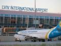 Во львовском аэропорту неудачно приземлился самолет