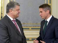Киев и Лондон обсудили военное сотрудничество
