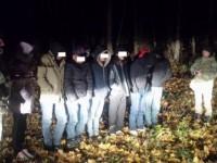 В Сумской области задержали более десяти россиян