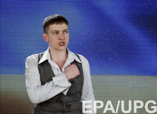 Захарченко поведал, очем договорился сСавченко вМинске
