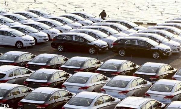 импорта авто из России