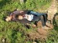 Ребенка нашли едва живым рядом с телом отца - их похитила мафия в Мексике