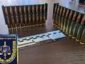 На Черниговщине инструктор школы снайперов продавал боеприпасы