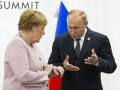 У Путина рассказали о деталях разговора с Меркель