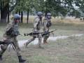 Карта АТО: Один военный погиб, двое - ранены