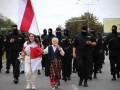 День рождения Лукашенко: в Минске стягивают ОМОН