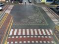 ГАИ оштрафовало коммунальщиков Каменец-Подольского за вышиванку на перекрестке