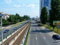 Киевлянин упал с автомобильного моста на проспекте Комарова и выжил