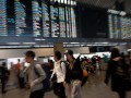 В аэропорту Токио перед взлетом столкнулись два самолета