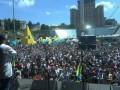 На Майдане прошло общественное вече