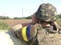 К бойцам Нацгвардии в Славяносербск пришло подкрепление