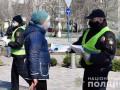 Полиция отчиталась за сутки ужесточенного карантина