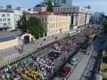 Появилось видео потасовок на марше ЛГБТ в Киеве