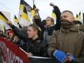 Раскол на Русском марше в Москве: