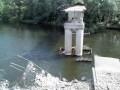 В Лисичанске взорвали железнодорожный мост (фото, видео)