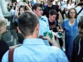 KharkivPride: В Харькове националисты облили зеленкой бывшего нардепа