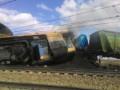 В России столкнулись два поезда, есть пострадавшие
