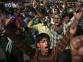 В Нью-Дели молодежь вышла на акцию протеста