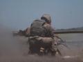 Украинские военные на Донбассе показали стрельбы из