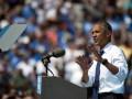 Обама выступил с критикой Трампа