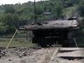 Житель Лисичанска получил 10 лет тюрьмы за подрыв моста через Северский Донец