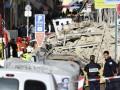 В Марселе рухнул жилой дом