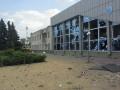 Луганский аэропорт полностью разрушен, посадка невозможна – ОГА