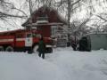 В нескольких областях Украины из-за снега обрушились крыши