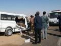 В ДТП в Египте погибли 11 человек