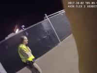 Стрельба в Лас-Вегасе: появилось видео с нагрудной камеры полицейского