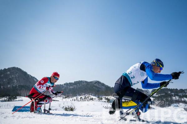 Украинские паралимпийцы завоевали уже шесть медалей
