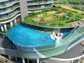 Новая прихоть миллионеров: бассейн прямо на балконе