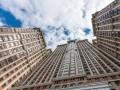В Украине растет средняя площадь квартир