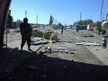 Под КПП Должанский продолжаются бои. Видео террористов