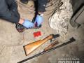В Кривом Роге мужчина обстрелял из ружья автомобиль