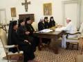 УГКЦ попросила Папу Римского помочь прекратить войну в Украине