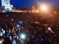 Евромайдан в интернете: Что постят украинцы в социальные сети о митинге