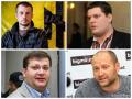 В киевских округах побеждают комбат и выдвиженцы партий Майдана