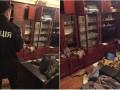 В Киеве от взрыва гранаты в квартире погиб мужчина