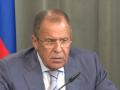 Представитель МИД РФ о нецензурном высказывании Лаврова: Кашлянул человек
