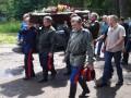 Как в российской глубинке хоронили наемника, убитого под Луганском