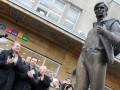 Во Львове открыли памятник Владимиру Ивасюку