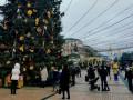 В центре Киева на два месяца ограничили движение