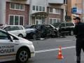 Полиция усилила охрану центра Киева