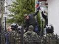 Парасюк был в Консерватории, когда оттуда стреляли – активист Майдана