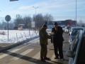 На границе с Польшей из-за сбоя базы данных огромные очереди