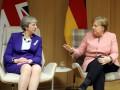 Мэй и Меркель намерены противостоять агрессии РФ
