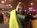 Волонтер ради эксперимента проехалась по Харькову с гранатометом